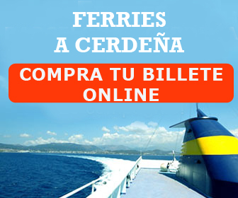 Ferries a Cerdeña