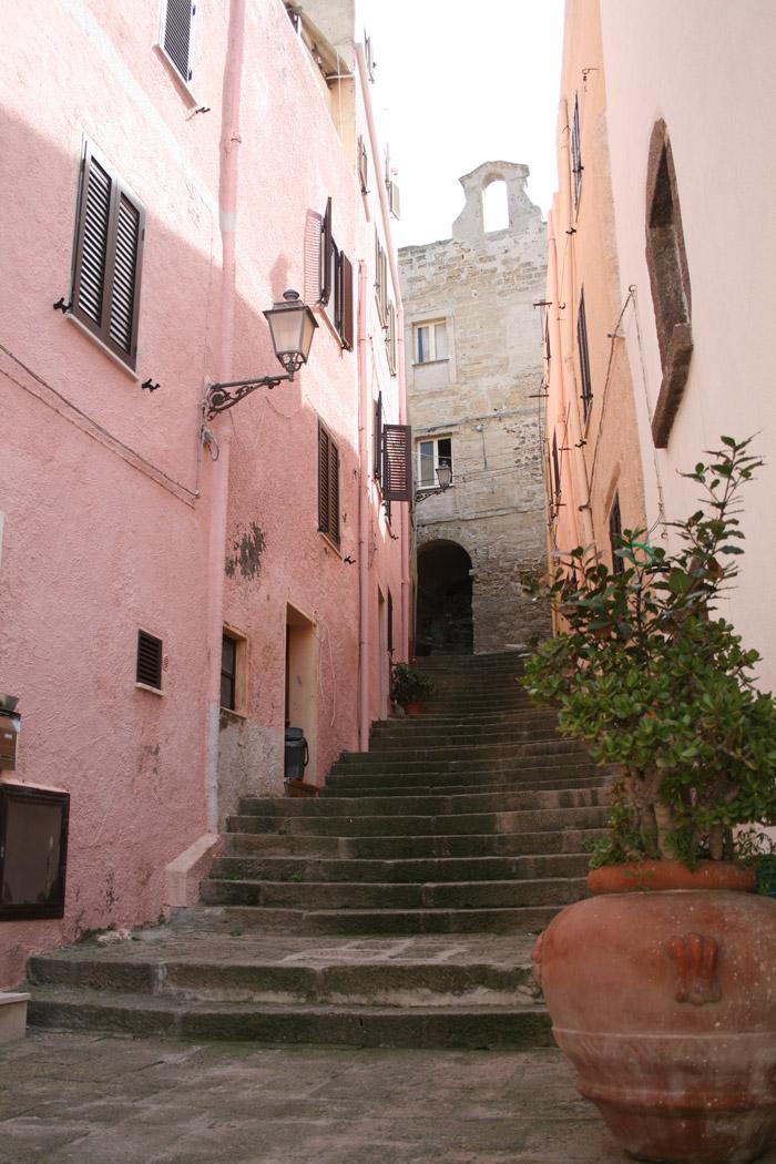 Calles de Castelsardo