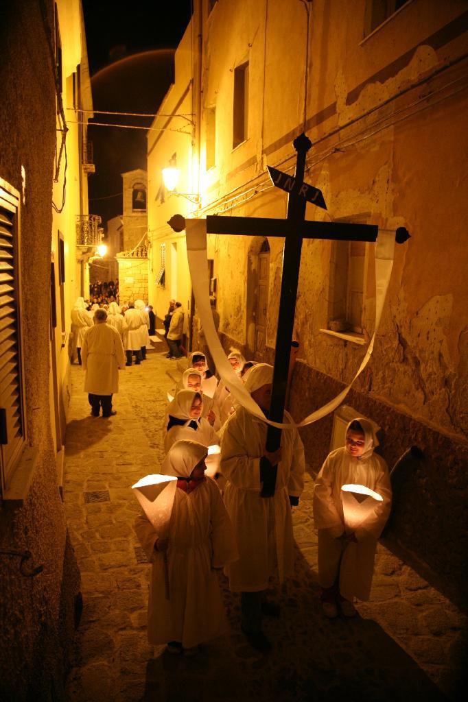 Semana Santa en Cerdeña