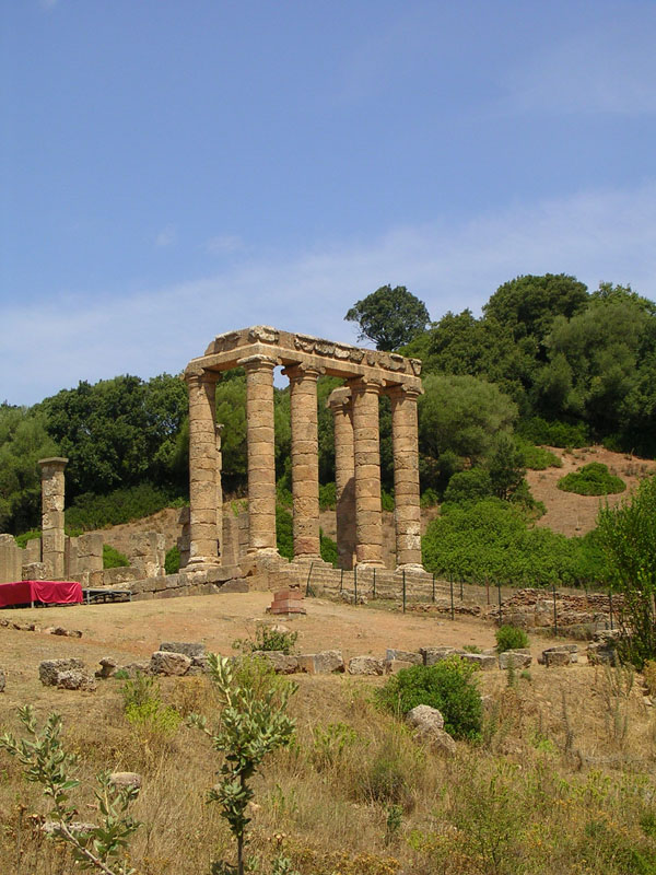 Templo de Antas