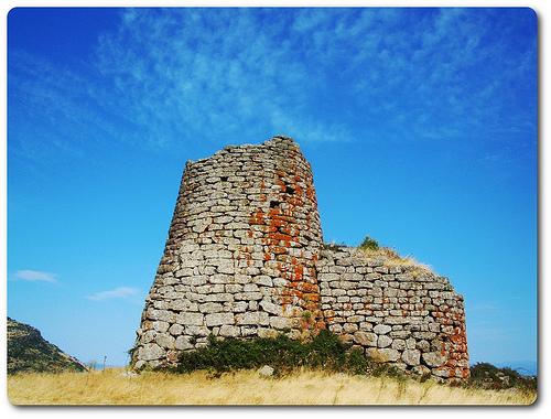 El misterio de los Nuraghe – Construcción típica de Cerdeña