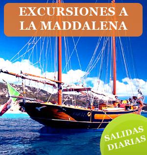 Excursión barco Maddalnea