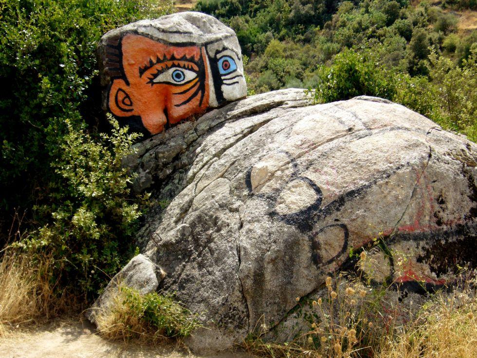 Orgosolo y sus murales pintados
