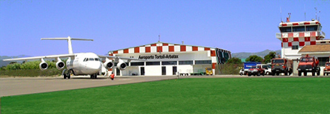 Aeropuerto Tortolì-Arbatax – Vuelos a Arbatax