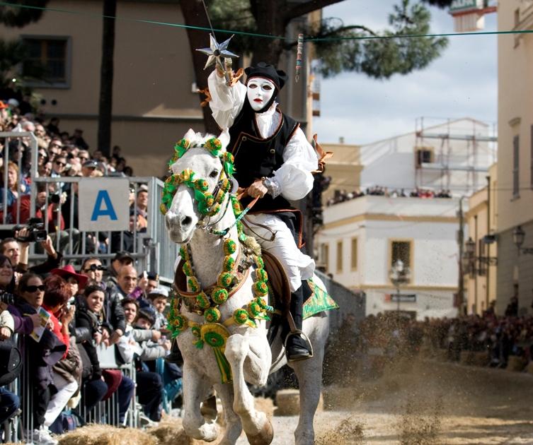 Fiestas en Cerdeña