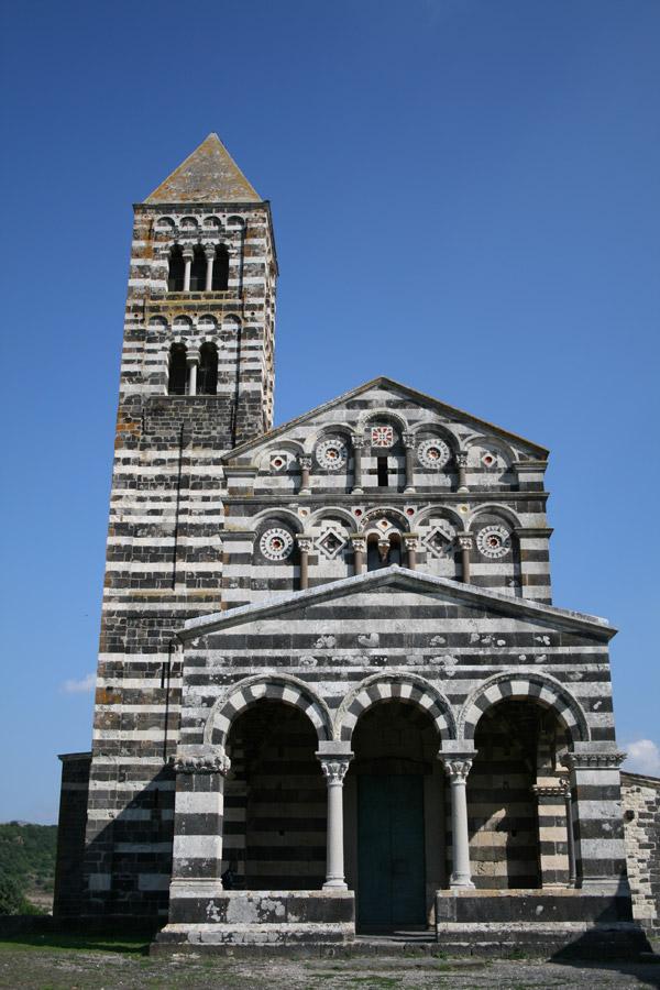 Basílica de la Santísima Trinidad de Saccargia