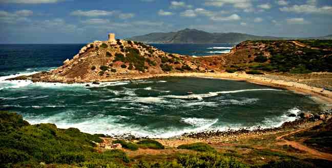 Playas de Alghero y provincia