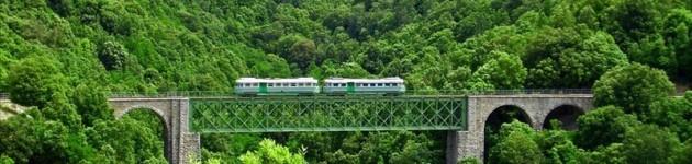 Viaje en el Trenino Verde
