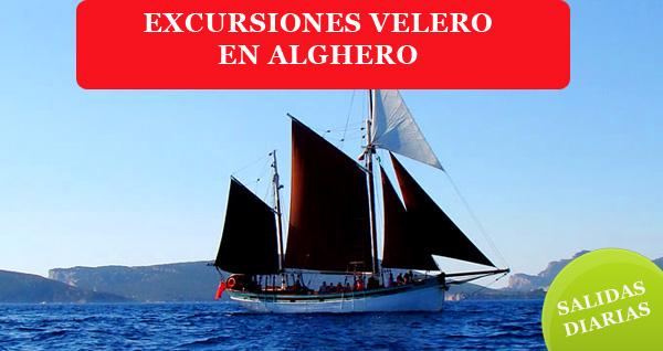 Excursiones y veleros en Alghero, una opción interesante para hacer en Cerdeña