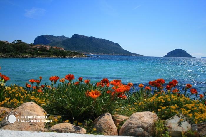 Las aguas turquesas del Archipiélago de la Maddalena, al norte de Cerdeña