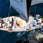 Excursiones en barco a las islas de San Pietro y Sant'Antioco