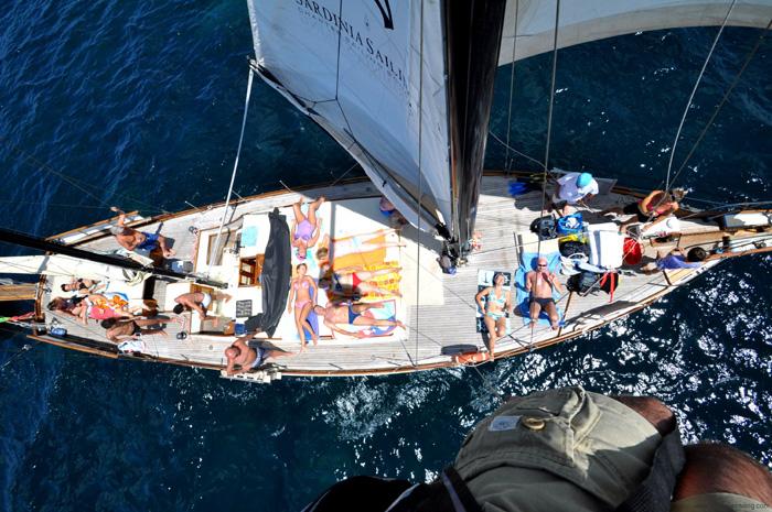 Excursión velero Sulcis Iglesiente