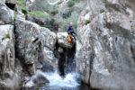 Canyoning en Cerdeña