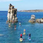Paddel Surf en Cerdeña