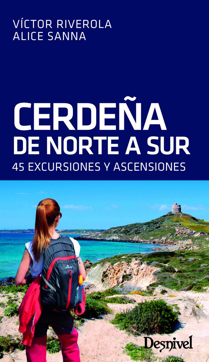 Cerdeña de Norte a Sur - 45 excursiones y ascensiones