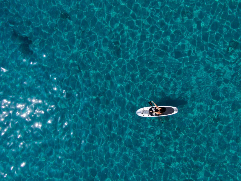 Alquilar Paddle Surf en Cerdeña