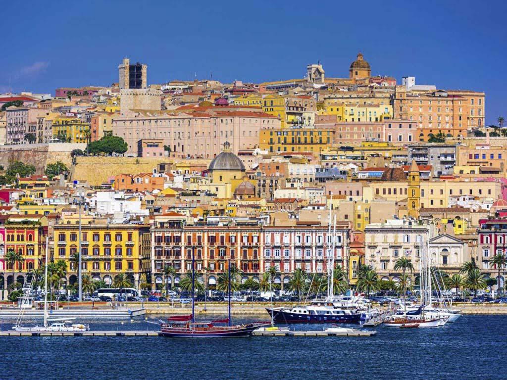 Tour por Cagliari