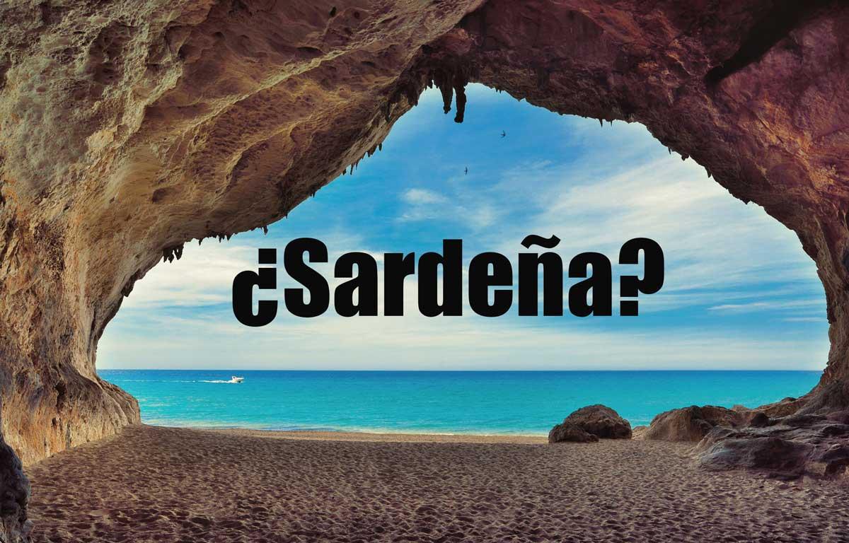 Está bien dicho Sardeña en vez de Cerdeña