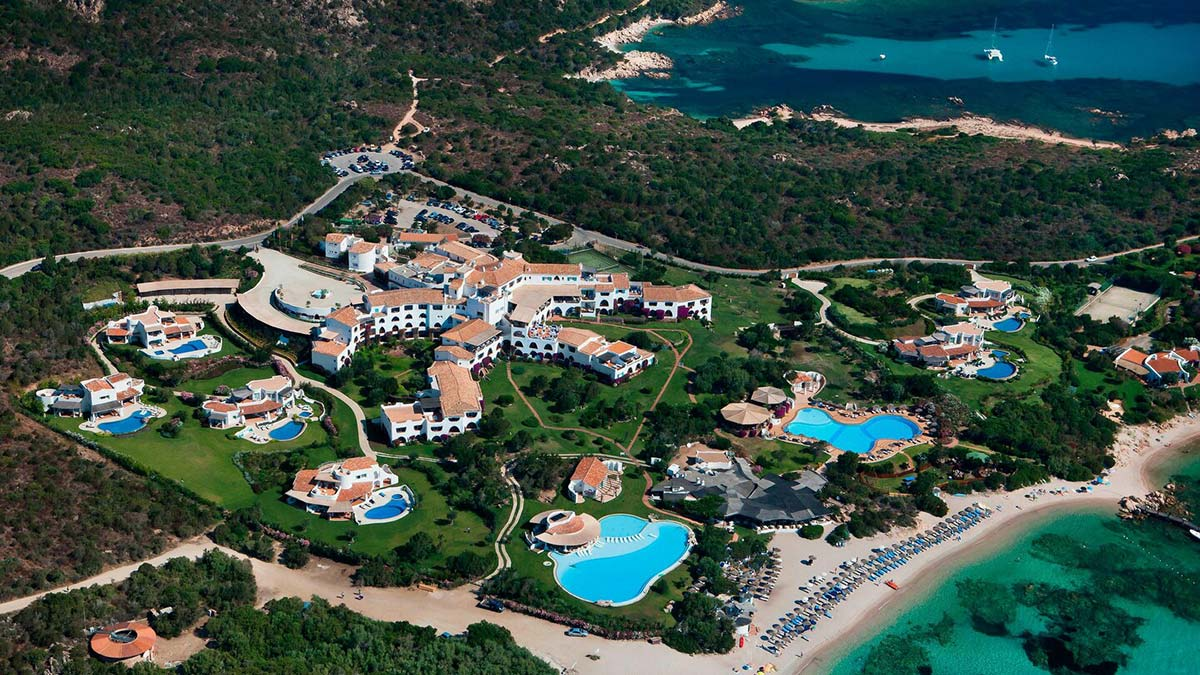 Luxury Collection Hotel en Porto Cervo