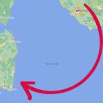 Cómo ir de Roma a Cerdeña